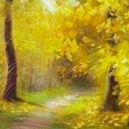 Pastels automne