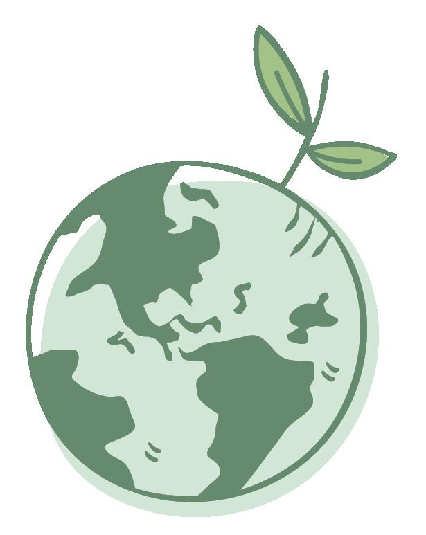 illustration, planète, durable